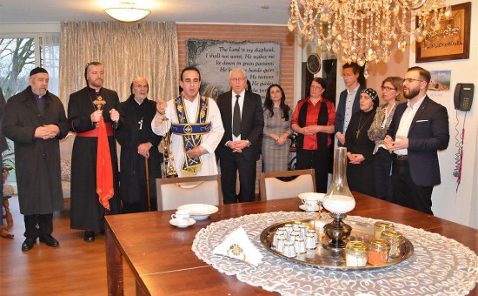 Huiskamer voor Syrisch Orthodoxe ouderen