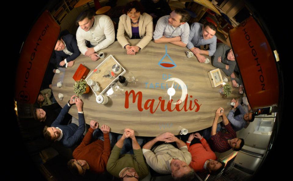 Tafel van Marcelis – update